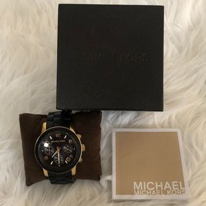 Michael Kors Black Watch MK5191